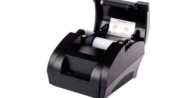 Как настроить чековый принтер