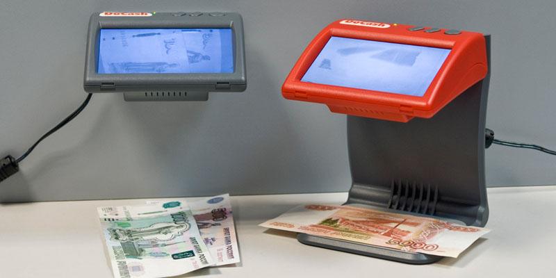 Сферы применения валютных детекторов