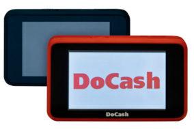 Детектор банкнот DoCash Micro IR/UV