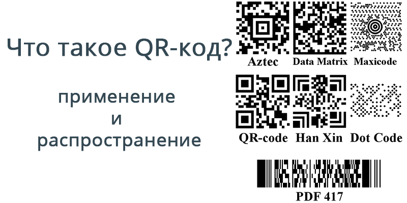 Что такое QR-код