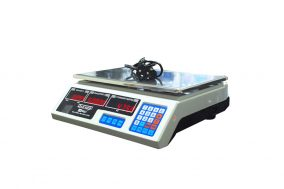 Торговые весы Мидл МТ 15 МДА (1/2; 340x230) Базар-Т