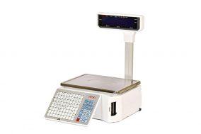 Весы с принтером этикеток Атол LS5X (со стойкой)