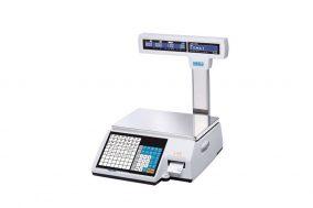Весы с принтером этикеток CAS CL-5000J-06IP