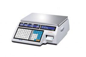 Весы с принтером этикеток CAS CL-5000J-15IB