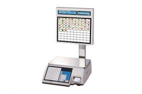 Весы с принтером этикеток CAS CL-5000J-15IS