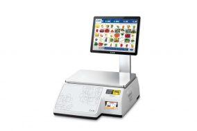 Весы с принтером этикеток CAS CL7000-15S