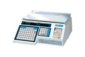 Весы с принтером этикеток CAS LP-30 (1.6)