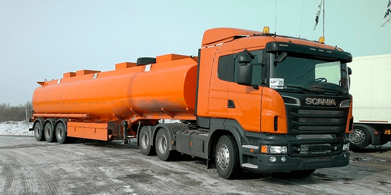 Запрет на провоз топлива - Новости Рустехпром