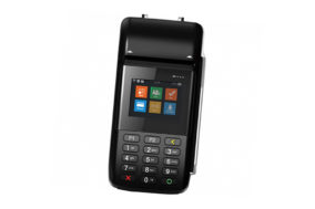 Эквайринговый терминал PAX D210E GPRS/WiFi/Bluetooth/CTLS